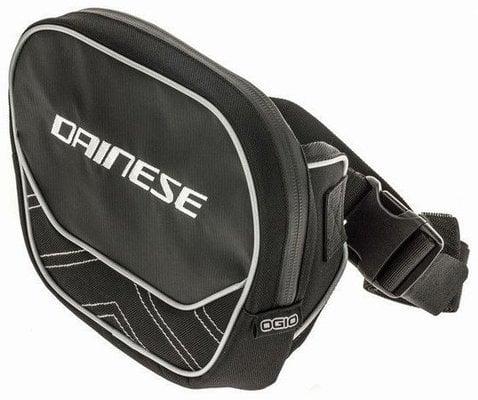 Dainese Waist-Bag Stealth Black