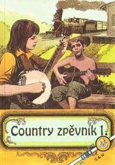 G+W Country zpěvník 1. díl Music Book