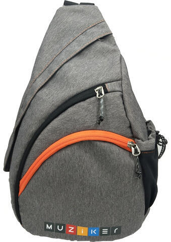 Muziker Backpack Small Grey