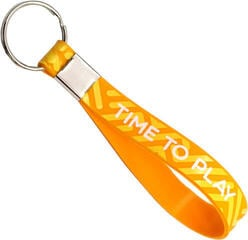 Muziker Time To Play Keyring
