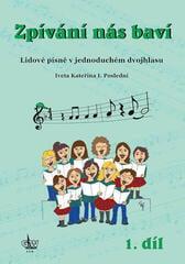 Iveta Kateřina I. Poslední Zpívaní nás baví 1. Music Book