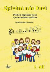 Iveta Kateřina I. Poslední Zpívaní nás baví 2. Music Book