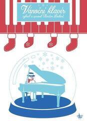 Radim Linhart Vánoční klavír 1 Music Book