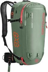 Ortovox Ascent 28 S Avabag Kit Green Isar