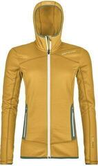 Ortovox Fleece Womens Hoody Yellowstone