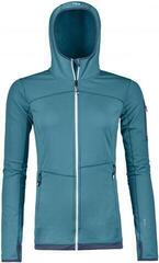 Ortovox Fleece Light Womens Hoody Aqua