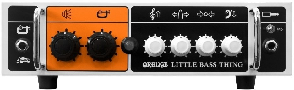 Orange Little Bass Thing