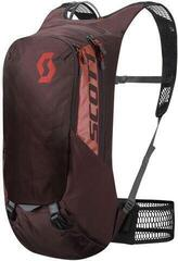 Scott Pack Trail Protect Evo FR' 12 Maroon Red/Orange Pumpkin