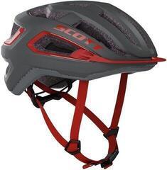 Scott Arx (CE) Helmet Dark Grey/Red