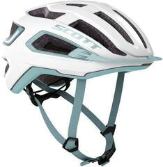 Scott Arx (CE) Helmet Pearl White/Stream Blue