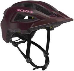 Scott Groove Plus (CE) Helmet Maroon Red S/M
