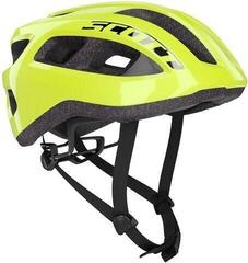 Scott Supra Road (CE) Helmet Yellow Fluorescent