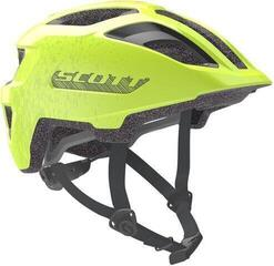 Scott Spunto Junior (CE) Helmet Yellow Fluorescent