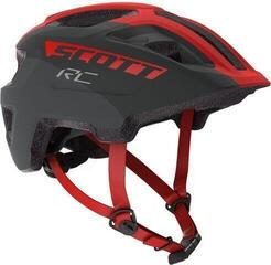Scott Spunto Junior (CE) Helmet Red/Grey RC