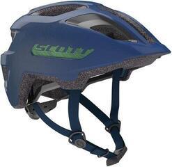 Scott Spunto Junior (CE) Helmet Skydive Blue