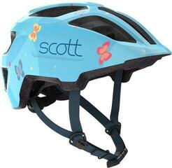 Scott Spunto Kid (CE) Helmet Light Blue