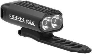 Lezyne Micro Drive 600XL Black/Hi Gloss