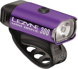 Lezyne Mini Drive 300 Purple/Hi Gloss