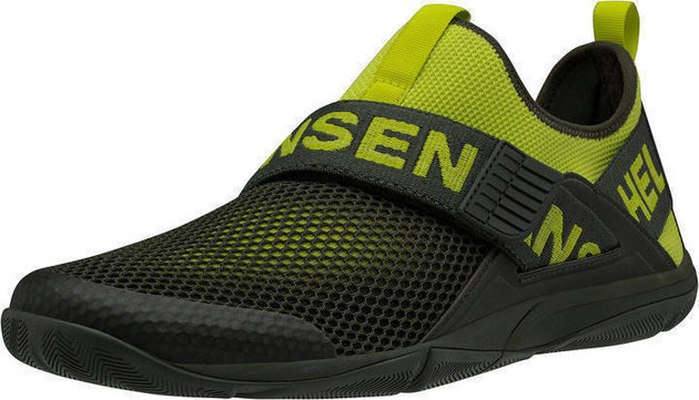 Helly Hansen Hydromoc Slip-On Shoe Forest Night/Sweet Lime 40