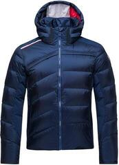 Rossignol Hiver Down Mens Ski Jacket Dark Navy