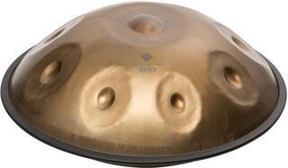 Sela Harmony Handpan D Kurd Stainless Steel (B-Stock) #930739 (Kicsomagolt) #930739