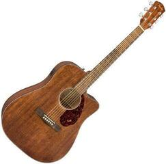 Fender CD-60SCE Dreadnought WN All-Mahogany