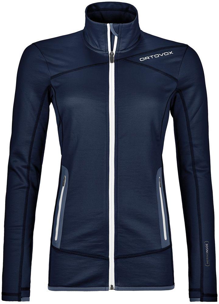 Navy Womens S Jacket Dark Ortovox Fleece rBtsohQdCx