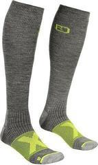 Ortovox Tour Compression Mens Socks Grey Blend