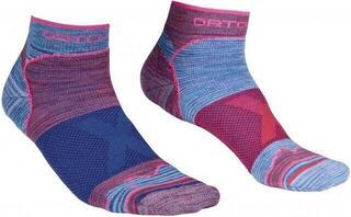 Ortovox Alpinist Low Womens Socks Hot Coral 42-44