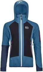 Ortovox Piz Duleda Womens Jacket Blue Sea