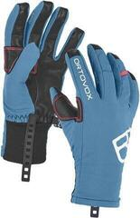 Ortovox Tour Womens Gloves Blue Sea