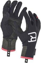 Ortovox Tour Light Womens Gloves Black Raven