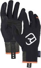 Ortovox Tour Light Mens Gloves Black Raven