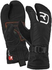 Ortovox Lobster Mens Gloves Black Raven