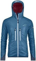 Ortovox Lavarella Womens Jacket Blue Sea