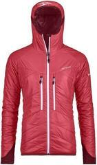 Ortovox Lavarella Womens Jacket Hot Coral