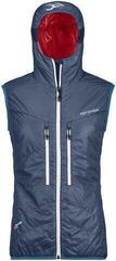 Ortovox Lavarella Womens Vest Night Blue