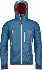Ortovox Piz Boè Mens Jacket Blue Sea