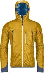 Ortovox Piz Boè Mens Jacket Yellowstone