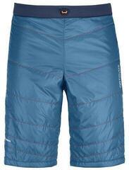 Ortovox Piz Boè Mens Shorts Blue Sea