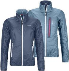 Ortovox Swisswool Piz Bial Womens Jacket Night Blue
