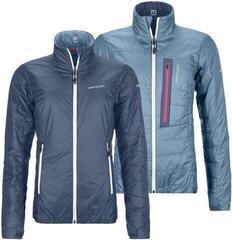 Ortovox Swisswool Piz Bial Womens Jacket Night Blue