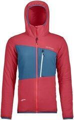 Ortovox Swisswool Zebru Womens Jacket Hot Coral M