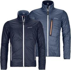 Ortovox Swisswool Piz Boval Mens Jacket Dark Navy