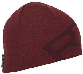 Ortovox Wonderwool Pro Beanie Dark Blood Blend