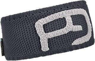 Ortovox Rock 'N' Wool Womens Headband Black Steel S
