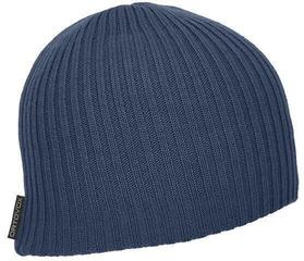 Ortovox Double Rib Logo Beanie Night Blue
