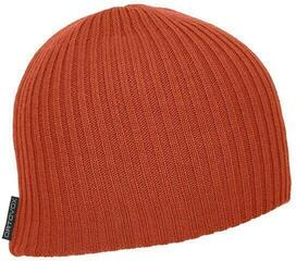 Ortovox Double Rib Logo Beanie Desert Orange