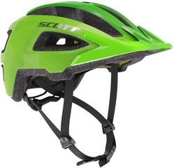 Scott Groove Plus (CE) Helmet Green