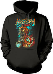 Plastic Head Alestorm Get Drunk Or Die Hooded Sweatshirt Black